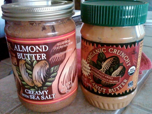 healthiest nut butter