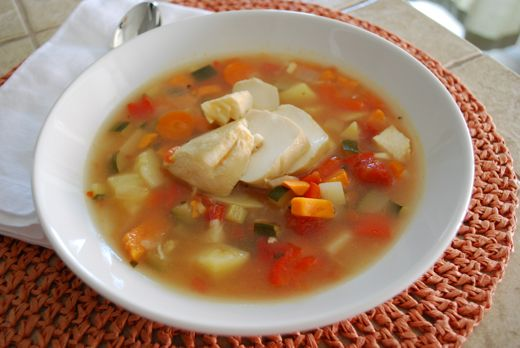 fish soup recipes