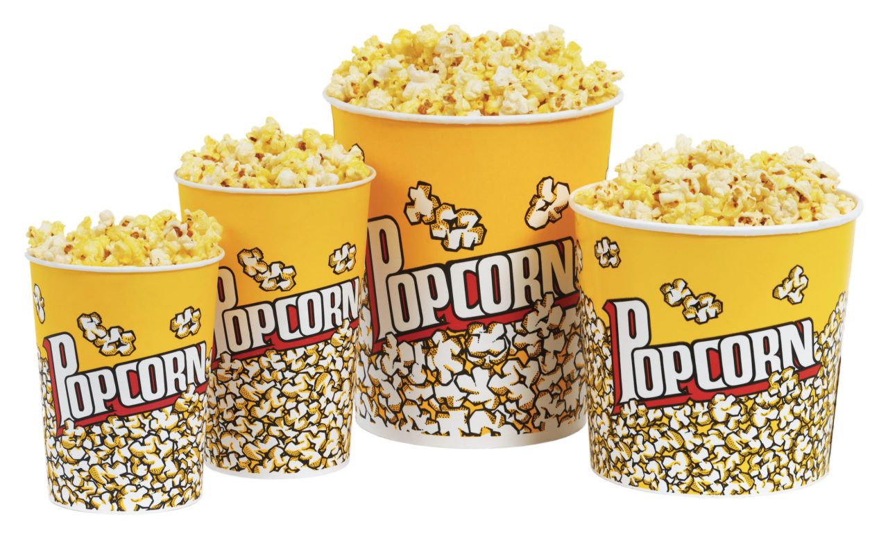 popcorn scary eating bucket easy amc pop corn butter buttery truth theater movies regal buckets popping tubs facts extra
