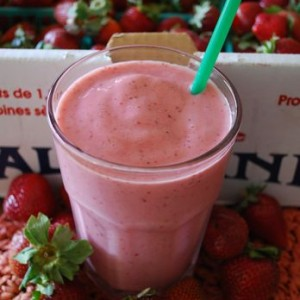 Super Strawberry Smoothie