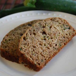 Healthy Zucchini Bread