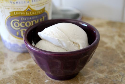 cocnut ice cream