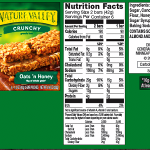 Nature Valley: Not So Natural After All
