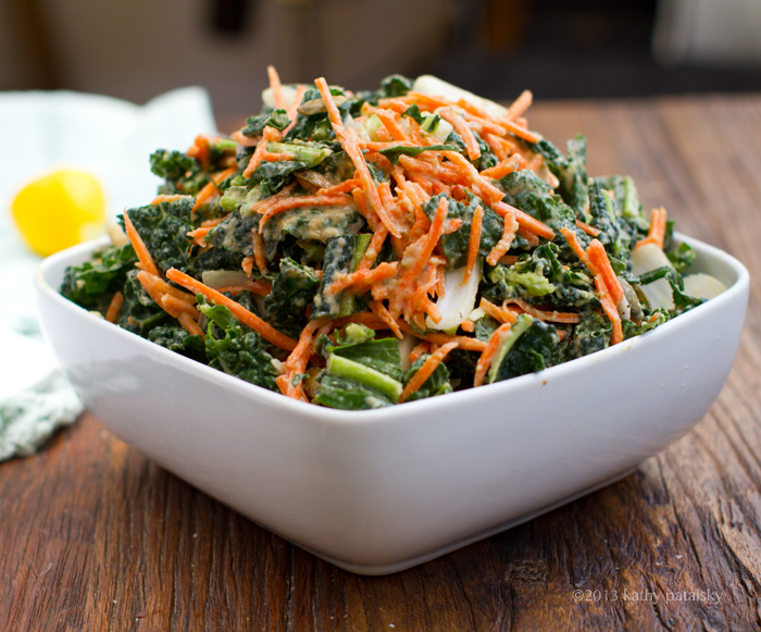 4 Kale Salads for Christmas Recovery - Eating Made Easy