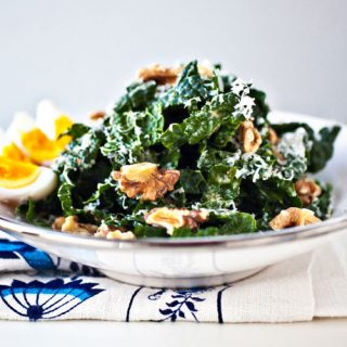 3 Easy Kale Salad Recipes