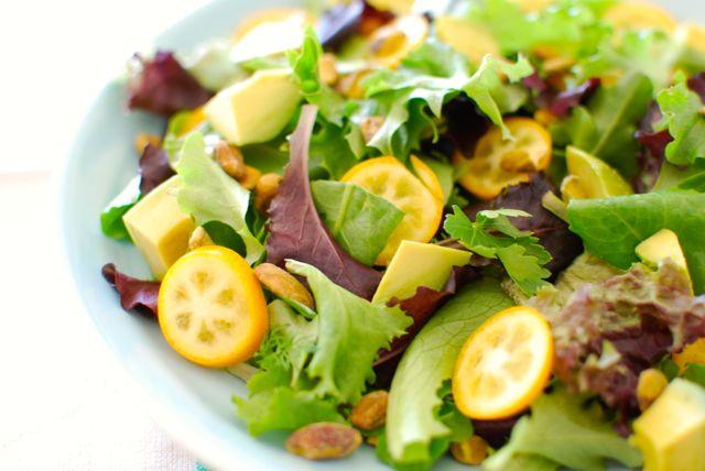 fresh herb salad recipe