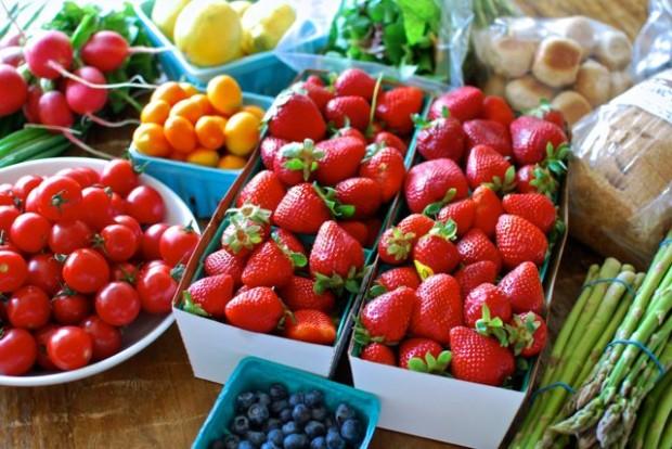 2014 Dirty Dozen List of Fruits Veggies