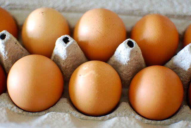 Eggs Organic Food