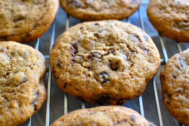 Chocolate Peanut Butter Cup Cookies - Eating Made Easy