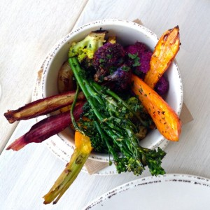 How To Make the Perfect Roasted Vegetables