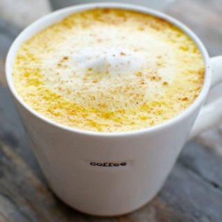 Easy Homemade Pumpkin Spice Latte