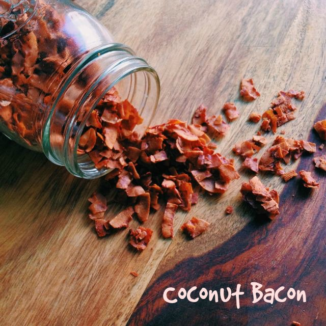 coconut bacon recipe