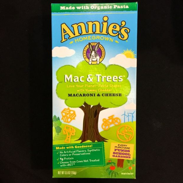 Annie's Mac and Trees