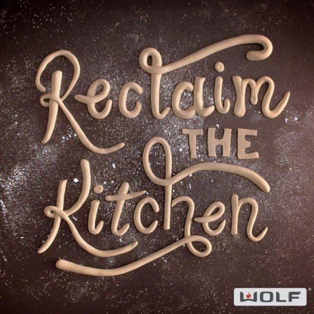 wolf reclaim the kitchen