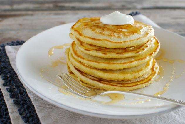 cardamom pancakes from Yogurt Culture