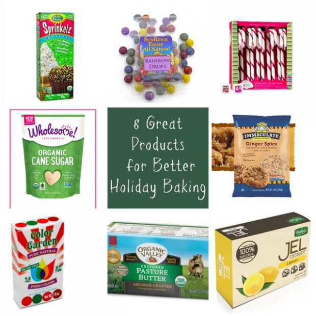 products for better holiday baking