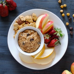 Chocolate Chip Hummus