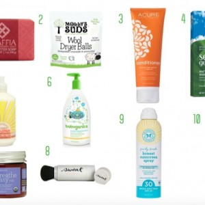 10 Affordable Non-Toxic Products That Really Work