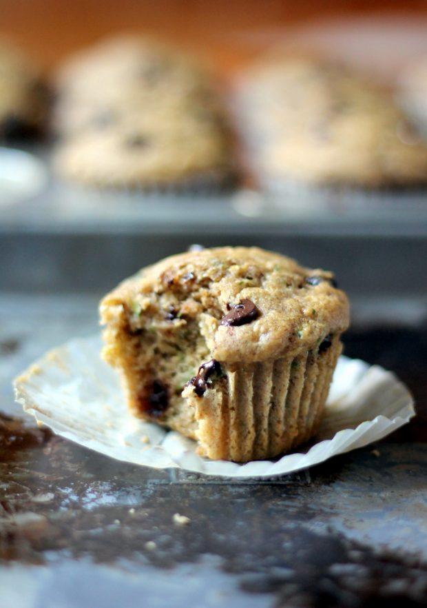 zucchini muffin recipe