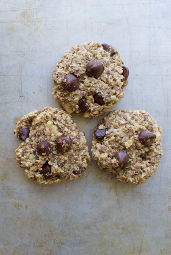 Healthy Peanut Butter Breakfast Cookies - Eating Made Easy