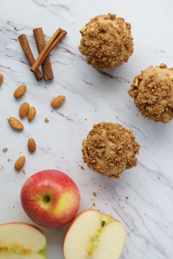 apple crumb muffin recipe