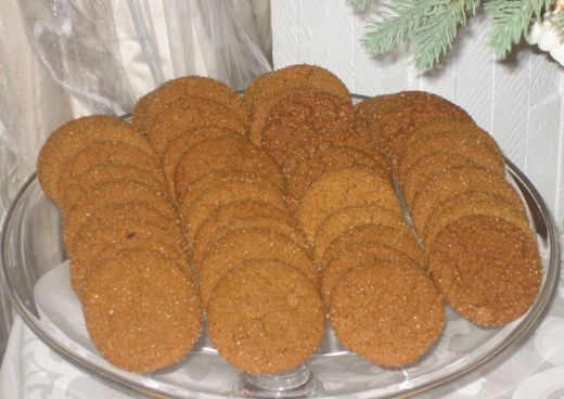 ginger snap recipe