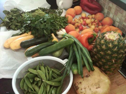 produce season