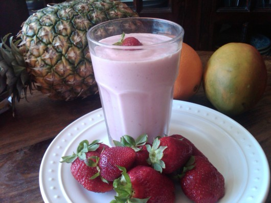 smoothie healthy recipes