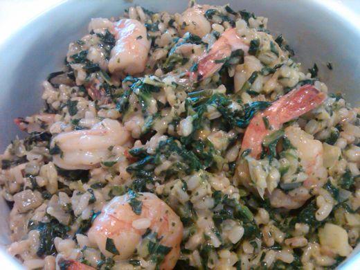 healthy risotto recipe