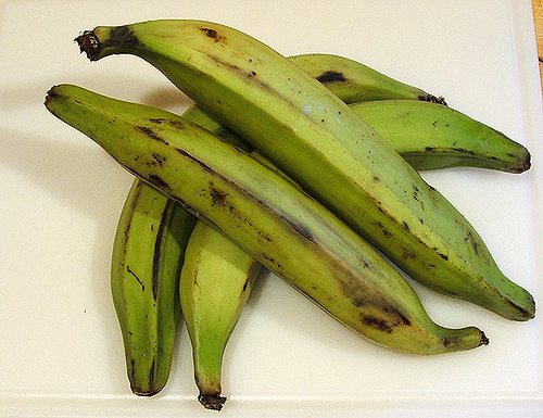 recipe plantains
