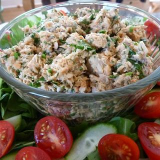 Salmon Salad: The Cheap & Easy Way to Eat More Fish