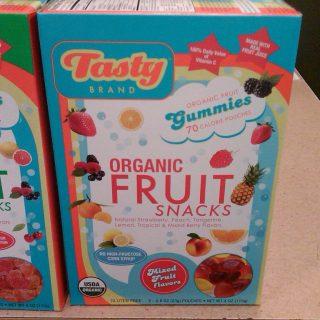 The Healthiest Fruit Snacks For Kids