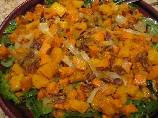 thanksgiving yams recipes