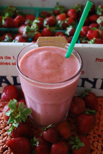 smoothie healthy recipe