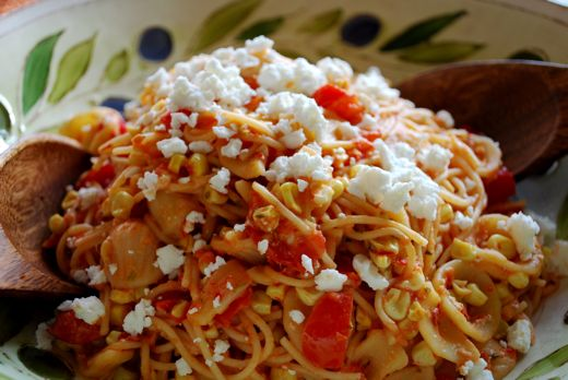 salsa pasta