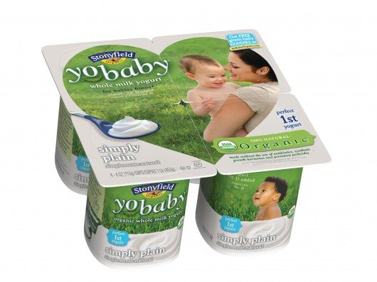 best yogurt for babies