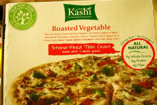 healthiest frozen pizza