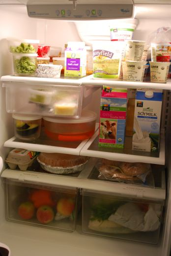fridge staples