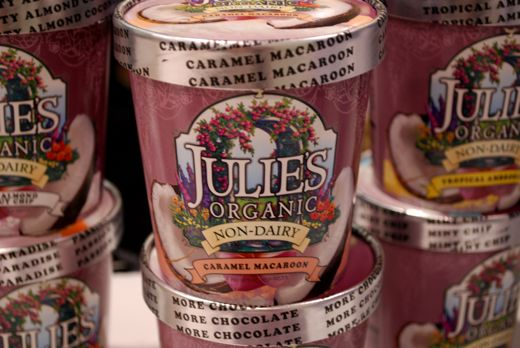 julie's organic non dairy