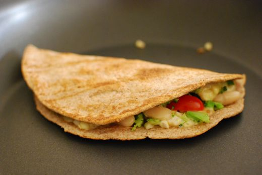 veggie quesadilla recipe