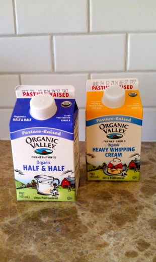 pasture raised milk