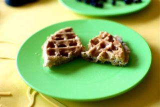 best frozen waffles
