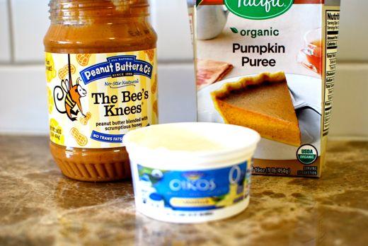 pumpkin pancake topping