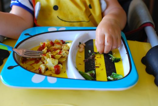 veggies for toddlers