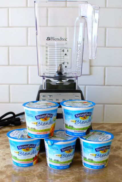 stonyfield blends