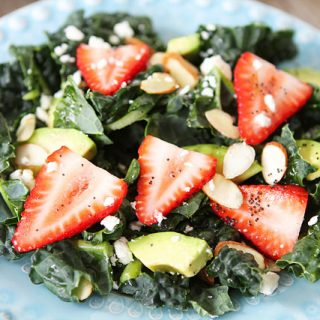 4 Kale Salads for Christmas Recovery