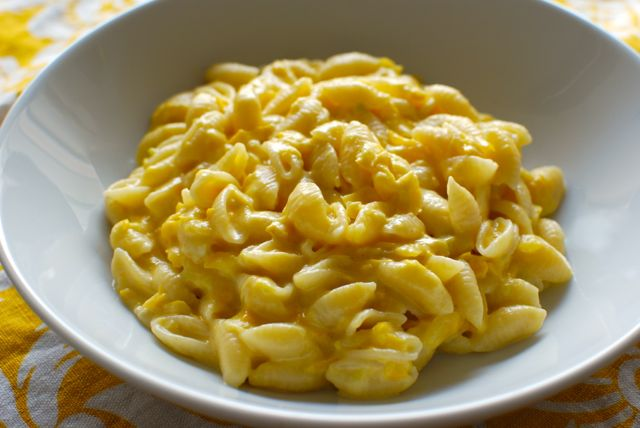 healthy mac and cheese