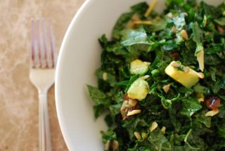 kale salad recipe