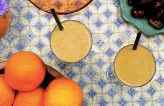 date shake recipe