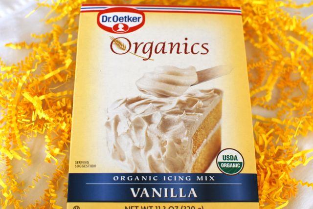 organic baking